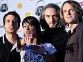 Amadeus Austrian Music Award 2009, Christina Stürmer & Band 01.jpg