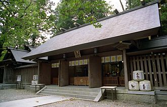 Amaterasu - Amanoiwato Shrine  (天岩戸神社)