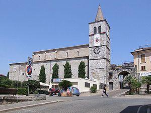 Amaseno - Santa Maria Annunziata