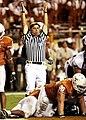 American football official signals a touchdown.jpg