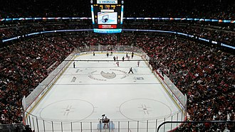 History of the Anaheim Ducks - Anaheim Ducks vs. Detroit Red Wings February 23, 2015