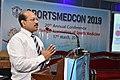 Ananda Kishore Pal Presents - On Field Management of Sports Injury - SPORTSMEDCON 2019 - SSKM Hospital - Kolkata 2019-03-17 3554.JPG