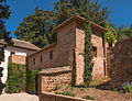 Ancient arab house Generalife Granada Spain.jpg