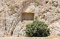 Ancient rock cut tomb 2 - Santorini - Greece - 01.jpg