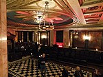 Andaz Liverpool Street Hotel (former Great Eastern Hotel) 24 - first floor (Greek) masonic temple.jpg