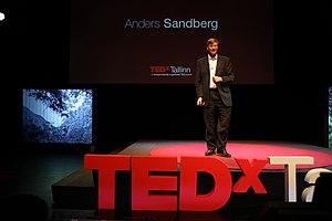 Anders Sandberg - Anders Sandberg in TEDxTallinn 2012