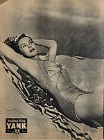 Andrea King pin-up from Yank, The Army Weekly, August 1945.jpg