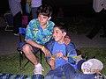 Andrew & Justin in Redwood City, CA, July 4, 2006.jpg