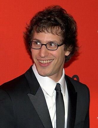 Andy Samberg - Samberg in 2010