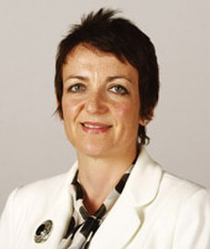 Minister for Further Education, Higher Education and Science - Image: Angela Constance MSP20110510