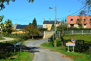 Angoville, Calvados Part of Cesny-les-Sources in Normandy, France