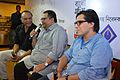 Aniruddha Roy Chowdhury Speaks - Panel Discussion - Cinemar Sahitya Na Sahityer Cinema - Apeejay Bangla Sahitya Utsav - Kolkata 2015-10-10 5724.JPG