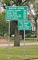 Ann Arbor Sister Cities Sign.JPG