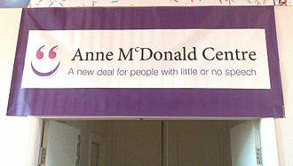 Facilitated communication - The Anne McDonald Centre, a centre for FC use in Melbourne directed by Rosemary Crossley.