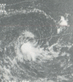 1973–74 Australian region cyclone season - Image: Annie December 21973