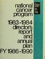 Annual report - National Cancer Program (IA annualreport198384nati).pdf