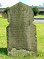 Another untimely death, St Mark's church, Swindon - geograph.org.uk - 511520.jpg