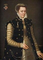 Portrait of Margaret of Parma