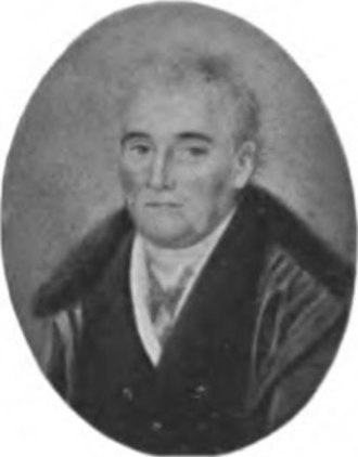 Anthony Aufrère - Portrait of Anthony Aufrère