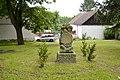 Antonín Švehla monument in Kroměždice 01.jpg
