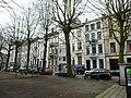 Antwerpen Baron Dhanislaan Straatbeeld, zuidzijde - 129164 - onroerenderfgoed.jpg