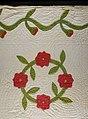 Applique Quilt In Variant of Kentucky Rose Design.jpg