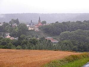 Apremont, Ardennes - Image: Apremont 081610
