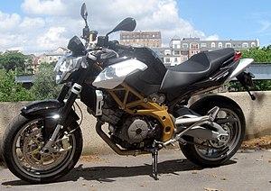Aprilia SL 750 Shiver - Wikipedia