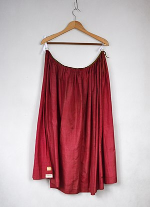 Apron - Apron, early 19th century, Podhale