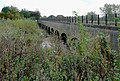 Aqueduct across the River Dove, Stretton, Derbyshire - geograph.org.uk - 1653144.jpg