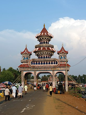 Arattupuzha - Arattupuzha Pooram