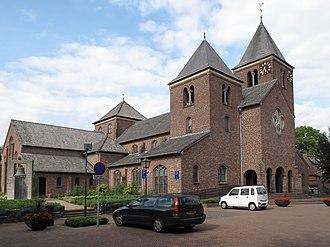 Arcen - Image: Arcen, kerk foto 6 2010 06 21 17.35