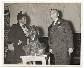 Selma Burke - Image: Archives of American Art Selma Burke 3130