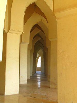Jama Mosque Gulbarga