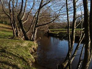 Ardour (river) - Image: Ardour Prade