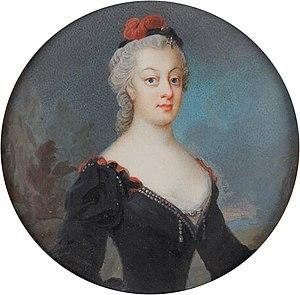 Catherine Charlotte De la Gardie - Arenius - Catharina Charlotta Taube