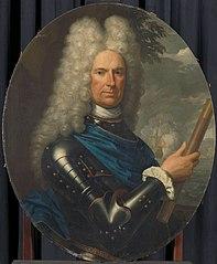 Portrait of Rear-Admiral Arent van Buren