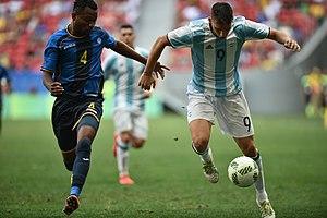 Argentina at the 2016 Summer Olympics - Argentina vs. Honduras match