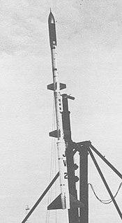 Javelin (rocket) American sounding rocket