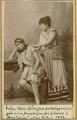 Aristoteles, Nya teatern 1886. Rollporträtt - SMV - H2 073.tif