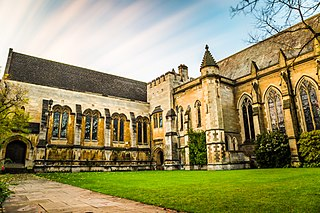 Harris Manchester College, Oxford college of the University of Oxford