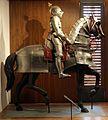 Armatura da cavaliere e bardatura alla francese del tempo di luigi XIII, 1620-40 ca. 01.jpg