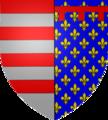 Armoiries Charles Robert Hongrie.png