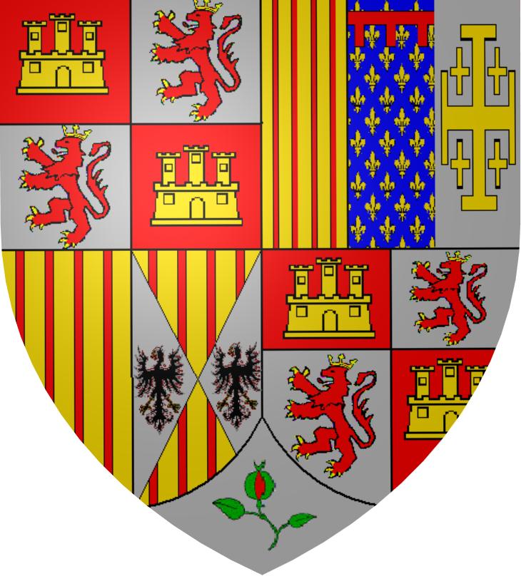 Armoiries Ferdinand II Aragon