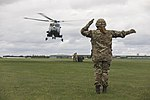 Army Air Corps Reserves train with Wildcat helicopters MOD 45164379.jpg