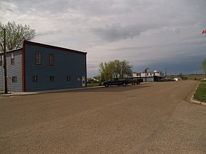 Arnegard, North Dakota - Buildings in Arnegard.