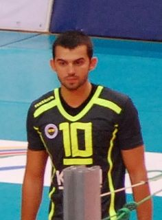 Arslan Ekşi Turkish volleyball player