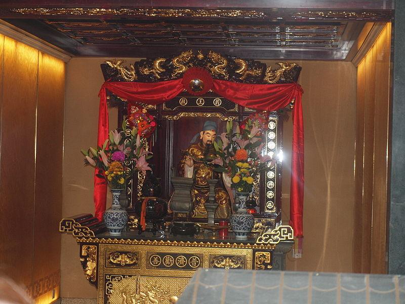 File:Art in Wong Tai Sin Temple.JPG