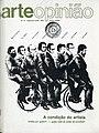 Arte Opinião, Nº11, Especial Verão, 1980, capa.jpg