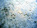 Artistic blue paving.jpg